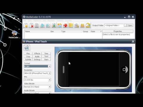 free-video-converter-(mediacoder)-works-for-computer,-psp,-ipod,-iphone-and-more...