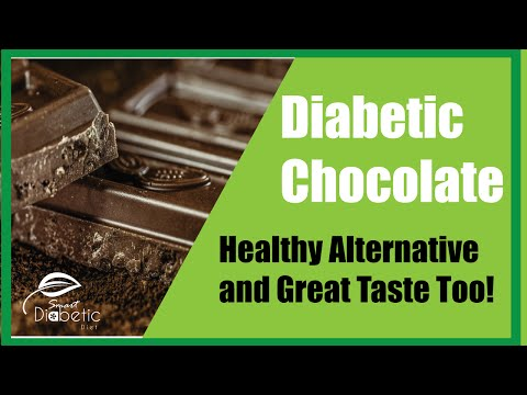 Diabetic Chocolate | Healthy Alternative and Great taste Too!
