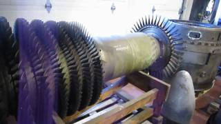 Orenda Iroquois X-116 at S&S Turbines 3(, 2011-04-09T03:36:20.000Z)