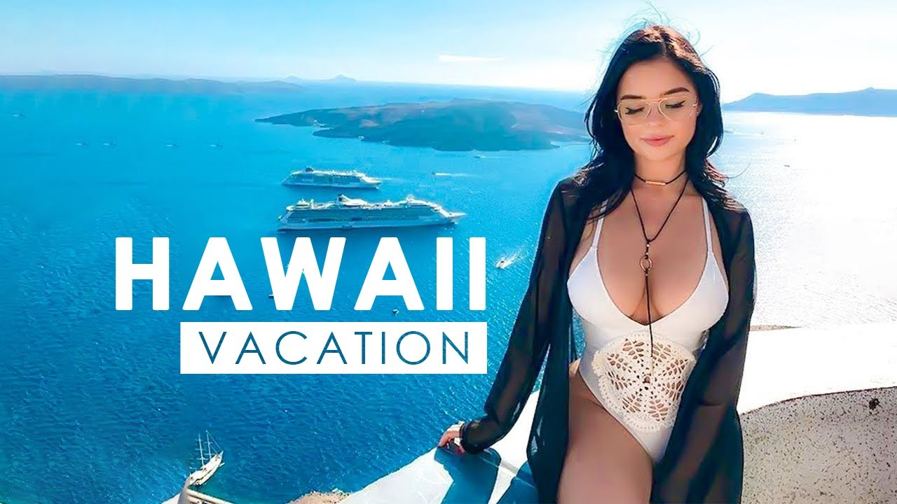 VACATION IN HAWAII | Best Of Tropical & Deep House Sessions Chill Out Mix By BLUESKY