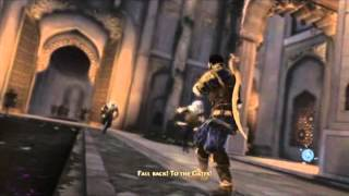 Prince of Persia: The Forgotten Sands (PS3/Xbox 360/PC) Walkthrough Part 1