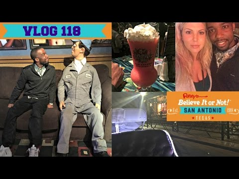VLOG 118 San Antonio Part 2 | Ripley's Believe It Or Not | Carriage Ride from YouTube · Duration:  15 minutes 44 seconds
