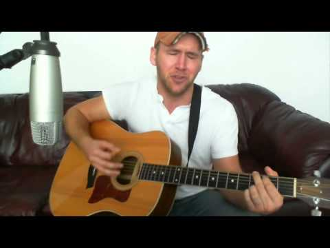 Sure Be Cool If You Did - Blake Shelton (Tyler Folkerts acoustic cover)