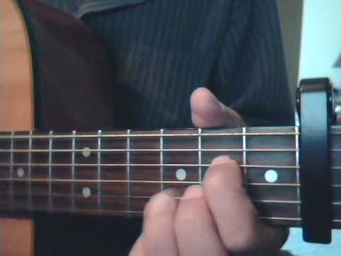 How To Play 'Stay' By Lisa Loeb On The Guitar