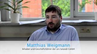 Informationssicherheit und Datenschutz - Interview mit Matthias Weigmann - marketingfish TV