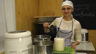 Как сделать сыр Качотта Сыр Качотта с разными добавками Сыроварня Тремасова