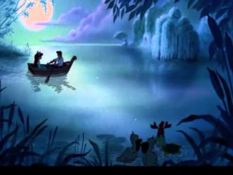 Little Mermaid-Kiss the Girl (Broadway song)