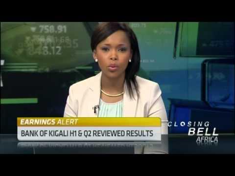 Rwanda's Bank of Kigali profit up