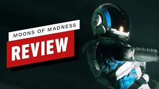 Moons of Madness Review (Video Game Video Review)