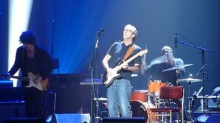 Eric Clapton live 2013 Royal Albert Hall, 3 amazing solos, Little Queen of Spades, 18th May