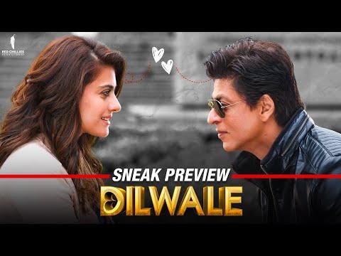 Dilwale Sneak Peek: Kajol, Shah Rukh Khan, Kriti Sanon & Varun Dhawan   A Rohit Shetty Film