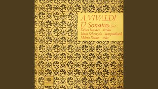 Sonata No. 7 in C Minor, Op. 2: I. Preludio. Andant