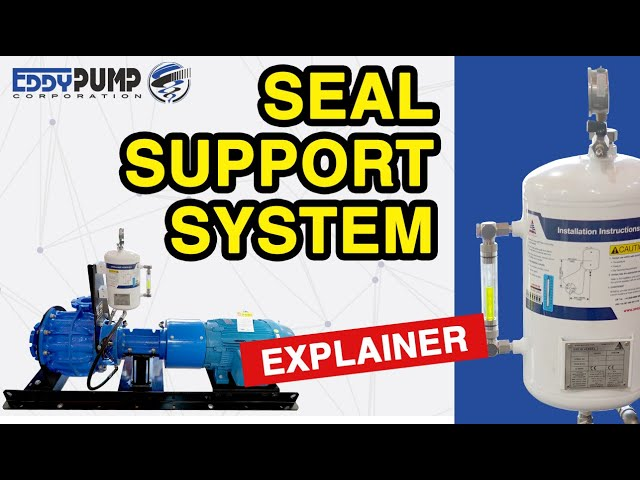 High End Seal-Support System for Eddy Pumps Explained