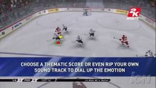 NHL 2K7 Xbox 360 Trailer - Cinemotion In Motion