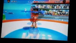 Wii Sport Resort Sword Duel Fail