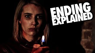 THE BLACKCOAT\'S DAUGHTER Ending Explained