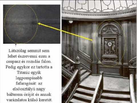 Titanic t rt nete youtube for I salonisti titanic