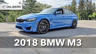 2018 BMW M3 (Competition Package): REVIEW