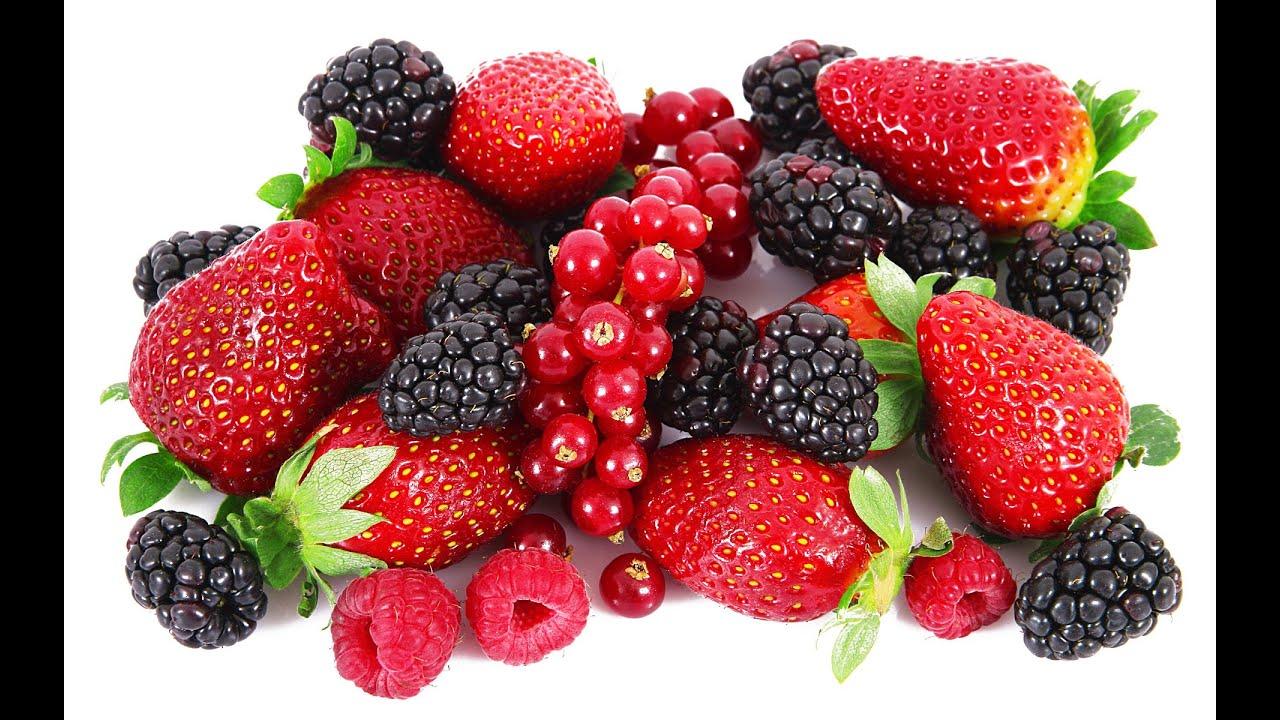 картинки для детей ягод
