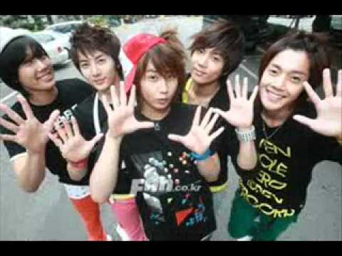 [Fanmade] SS501 - A Song Calling For You PV