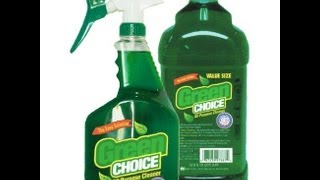 GREEN OPTIONS - ECO CLEAN