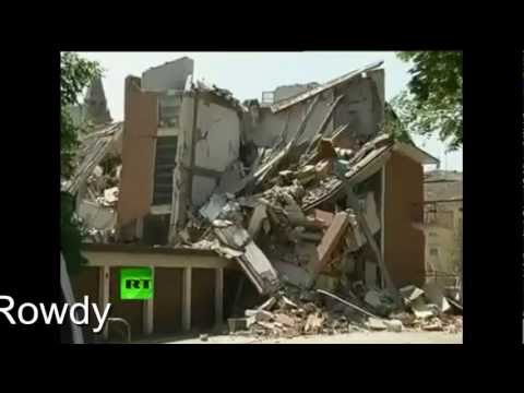 7.4 Guatemalan Earthquake RAW Video of Homes Destroyed!