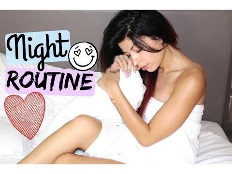 Night Routine ♡