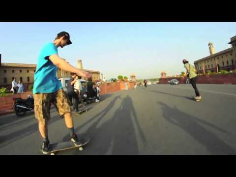 Skating in Delhi-LFTG Project
