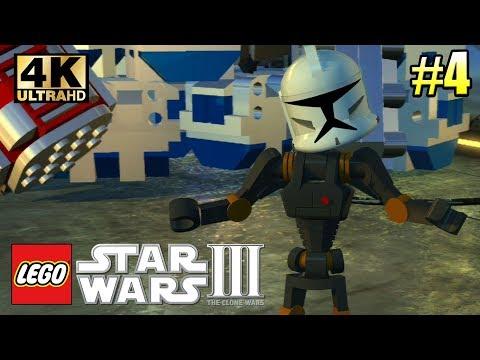 Лего звездные войны игра мультфильм