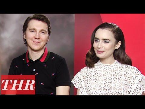 'Okja's' Lily Collins, Paul Dano, Steven Yeunn & Giancarlo Esposito on Childhood Pets  Cannes 2017
