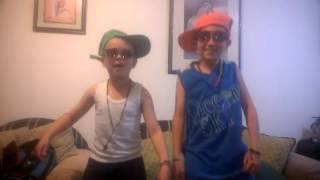 Julian y Juan Pablo... happy birthday rap song