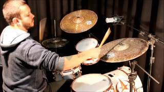 "Diril Cymbals Brasil - 20"" Raw Ride Serie"
