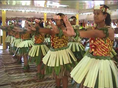Royal Visit to Tuvalu 2012