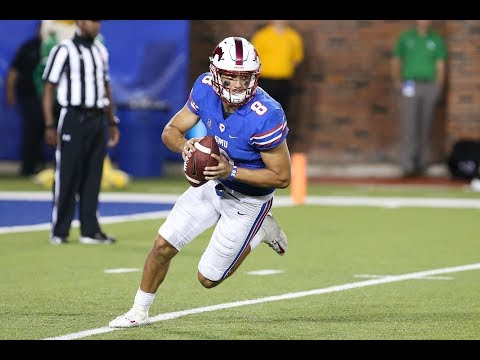 Football Highlights - SMU 44, Arkansas State 21