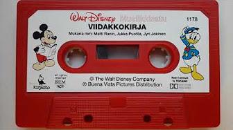 Disney äänikirjat