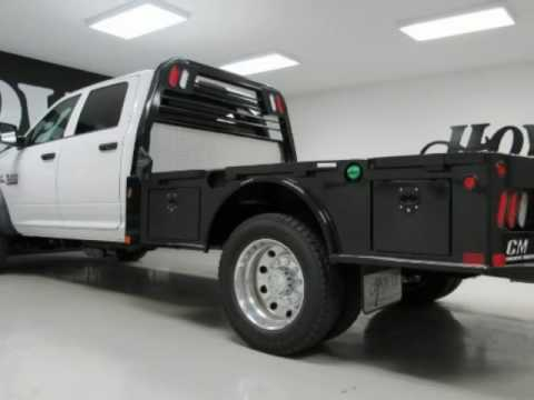 d8279d2bd68efb 2017 Dodge RAM 4500 Chassis Cab Commercial Service Body Truck Tradesman For  Sale Spring TX