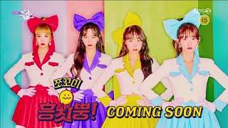 (뮤직뱅크) NEXT WEEK 우주소녀 쪼꼬미 흥칫뿡 COMING SOON