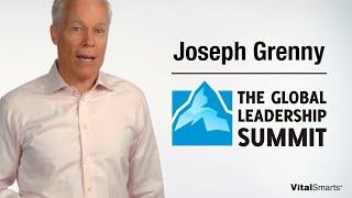 Joseph Grenny    When Truth Speaks to Power