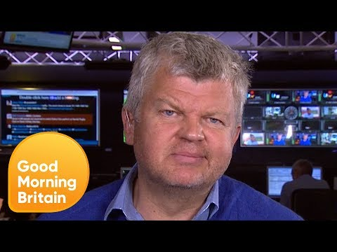 Adrian Chiles Reveals Shocking Drinking Habits in New Documentary   Good Morning Britain