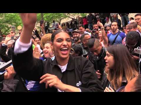 Latin Dance Party At Racist Aaron Schlossberg's House 5/18/18