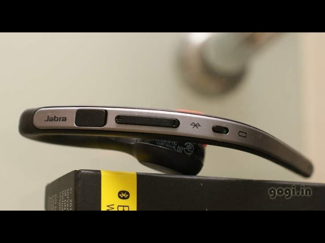 Jabra Storm Review Bluetooth Headset With Excellent Battery Backup
