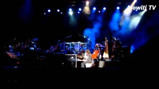Yanni - Truth of Touch, live in Bucharest, Romania, 14 sep. 2011