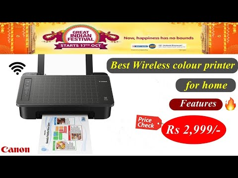 best-wireless-printer-|-canon-pixma-ts307-|-amazon-great-indian-sale-2020-|-play-seven