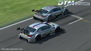 DTM Experience Demo Gameplay (PC HD)