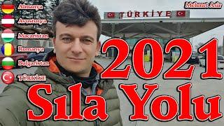 Sıla Yolu 2021 Almanya - Türkiye Vlog Romanya Güzergahı
