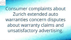 Are Zurich Extended Car Warranties A Scam? QUICK ANSWER!