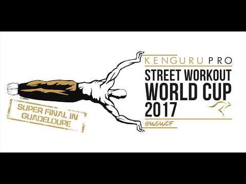 FOCUS: SPORT - Kenguru Pro Street Workout World Cup 2017