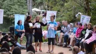VNS Girls Camp 2013 - BP Ward Skit