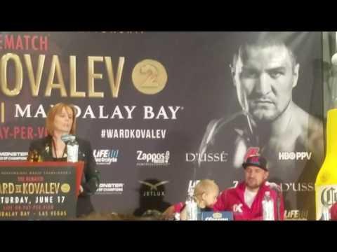 Kathy Duva: If You're a Andre Ward Fan SHUT UP!!! EsNews Boxing