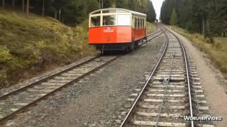 Oberweißbacher Bergbahn (Bergfahrt)